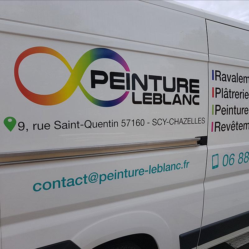 Bwise-Metz-signalétique-voiture-Peinture-Leblanc-Metz