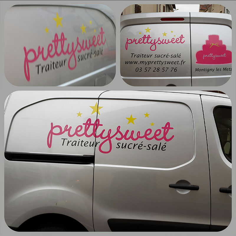 Bwise-Metz-signalétique-voiture-Prettysweet-Metz